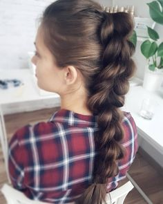 Moc!  Pull-through braid 3d!  Robiłam go dziś pierwszy raz ale już go kocham!!  Tutorial niebawem  . . . #hairbyjul #hairbyme #pullthroughbraid #braid #braidideas #hairideas #hairphotos #hotd #lovebraids #hair #style #fashion #art #polishgirl #blonde #longhair #longhairdontcare #hairgoals #perfecthair #hairstylist #hairartist #photo #portrait #picture #pic #potd #love #loveit