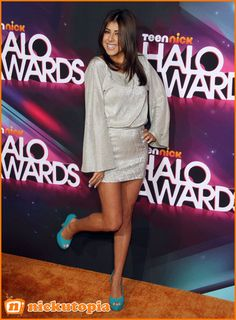 Daniella Monet At The 2012 TeenNick HALO Awards