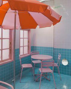 The Trendy Stylenanda Pink Hotel + Pink Pool Cafe in Seoul South Korea Travel, Asia Travel, Wanderlust Travel, Stylenanda Pink Hotel, Korea Street Food, Visit Seoul, Chicago Restaurants, Okinawa Japan, Shop Interiors