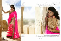 Awesome Half Sarees a must haves
