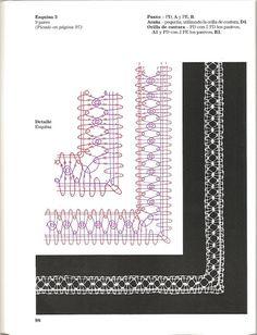 101 Picados para hacer encaje de Bolillos(Robin Lewis- wild) - rosi ramos - Picasa Webalbums