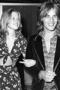 Melanie Griffith and Don Johnson.