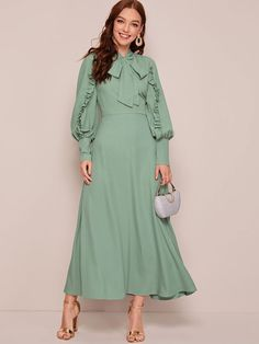 Modest Dresses, Stylish Dresses, Elegant Dresses, Vintage Dresses, Casual Dresses, Indian Fashion Dresses, Muslim Fashion, Modest Fashion, Fashion Outfits
