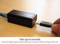 Plug: Use Your Own USB Drives To Create A Private Dropbox #ZAGGdaily #USB #Dropbox