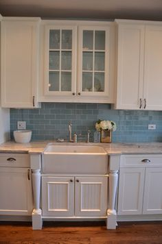 Cape Cod Kitchen Remodel   They Bought Her Grandparentu0027s Old Home. Really  Lovely Remodel. Love The Style Of The Cabinets. | Home | Pinterest | Cape  Cod ...