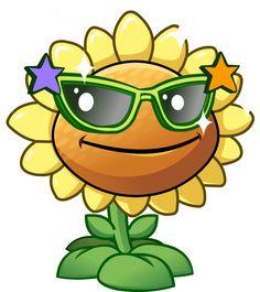 Plants vs Zombies 2 Sunflower(Costume) by illustation16 on DeviantArt