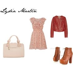 Lydia Martin-Teen Wolf by rebecca-fitzpatrick on Polyvore