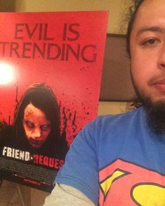 #Thisfunktional #Movie: I was able to #Watch #FriendRequest yesterday at the #AdvanceScreening at #AMCBurbank I enjoyed it so much the #Scares were great the story progressed well and #AlyciaDebnamCarey was spectacular along with #LieslAhlers. FRIEND REQUEST out in #Theaters Sept. 22. #ThisfunktionalMovie #Movies #Horror #Suspense #Thriller #Scary #Film #Films #Witch #Witchcraft #Scrying #BlackMirror #Cine #Cines #Cinema #Cinemas http://ift.tt/1MRTm4L