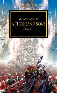 Book 12 of The Horus Heresy (Warhammer 40k), by Graham McNeill  It's almost impossible to pick the best book in the Horus Heresy series, but the Thousand Sons was definitely up there. A tragic fall.