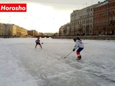 Russian hockey team failed to win against Finland on Olympics games yesterday. People in Saint Petersburg, Russia already started to train on Neva river for revenge in 2018!   Contact to see such games mail@ithorosho.com / Visit http://www.ithorosho.com/tours / #saintpetersburg #stpetersburg #russia #ithorosho #horosho #travel #travelling
