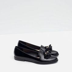 Imagem 4 de SLIPPER BORLAS da Zara