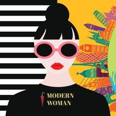 Czego żąda nowoczesna kobieta? - mama dusigrosz Modern, Movie Posters, Style, Women, Swag, Trendy Tree, Film Poster, Billboard, Film Posters