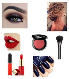 """""""Untitled #25"""" by jaqueline-martinez-1 on Polyvore featuring Estée Lauder, MAC Cosmetics, Bobbi Brown Cosmetics, Gucci, women's clothing, women, female, woman, misses and juniors"""