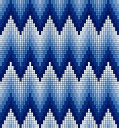 Textile Arts Now: Bargello Patterns Tina s handicraft 70 designs Broderie Bargello, Bargello Needlepoint, Bargello Quilts, Needlepoint Stitches, Bargello Patterns, Tapestry Crochet Patterns, Weaving Patterns, Cross Stitch Embroidery, Embroidery Patterns