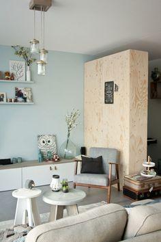 Roomdivider underlayment