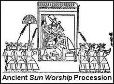 Catholics & Sun worshipers