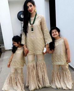 Kids Clothes Stores Near Me Mom Daughter Matching Dresses, Mom And Baby Dresses, Dresses Kids Girl, Girl Outfits, Matching Outfits, Kids Lehenga, Lehenga Choli, Anarkali, Kids Party Wear Dresses