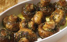 Запеченные грибы с чесноком - рецепт с фотографиями - Google Search