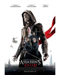 """Everyone has a special skill or talent...Would you like to learn the """"art of killing"""". Assassins Creed is now showing @GenesisCinemas #Movie #Fun #Family #Genesis #Cinema #Popcorn #FirstDate #Gamers #AssassinsCreed #Action"""