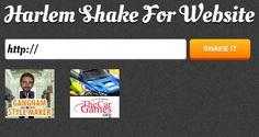 Haz un Harlem Shake a tu web   http://meaburro.org/2013/02/hacer-harlem-shake-web/
