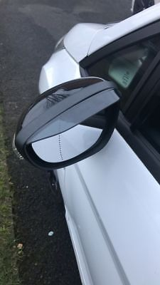 Also Fits Ford Bmax Current ones. Ford Fiesta Wing mirror Rain Visor Wind Deflector FIts All Models 2008 on fits etc. Pictures Of Visor Is From A Sprit Blue Fiesta. Great mod to any fiesta. Ford Fiesta St, Ford Focus, Eyebrows, Rain, Mirror, Jaguar, Ebay, Rain Fall