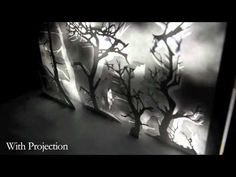 This miniature paper theatre is indescribable....WOW! a 3 minute you tube that is amazing and inspirational