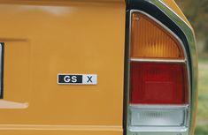Citroën GSX and GSX2