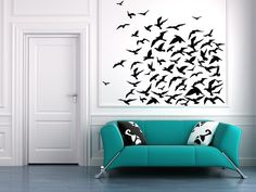 Flock of Seagulls Vinyl Wall Art Decal
