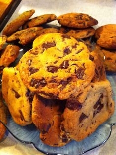 Recettes d'une mère de famille nombreuse: La recette des meilleurs cookies du monde entier