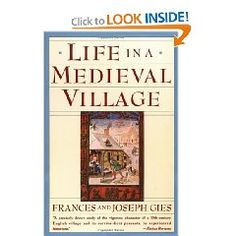 Another forced read (Medieval History of Europe), but this one I ended up loving.  Such a good book, with a lot of information on English villages in the 14th century.