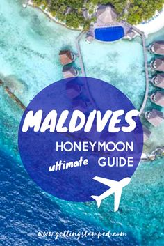 Ultimate Maldives Honeymoon Guide For All Budgets Luxury & AffordableWe've put together this guide to help plan your honeymoon in the Maldives. Everything from how to get to the Maldives, best resorts for a Maldives honeymoon, what to pack for the M Maldives Destinations, Maldives Honeymoon, Visit Maldives, Maldives Travel, Honeymoon Destinations, Honeymoon Ideas, Trip To Maldives, Maldives Attractions, Honeymoon Planning
