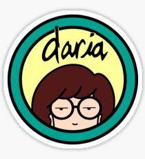 Daria Sticker Pegatina
