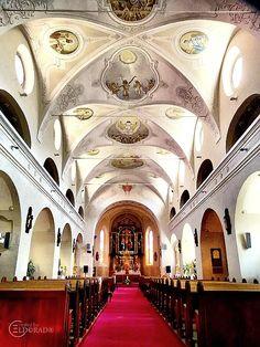 Nove Zamky Farsky Kostol