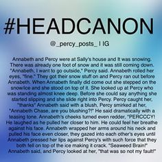 This made me squeal and fangirl about Percabeth . The feels!