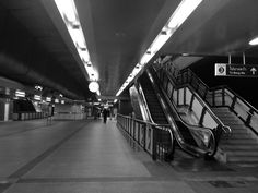 BTS station after the bomb in Bangkok