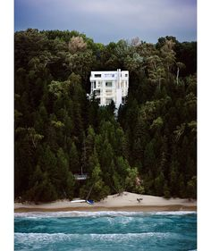 Douglas House / Richard Meier