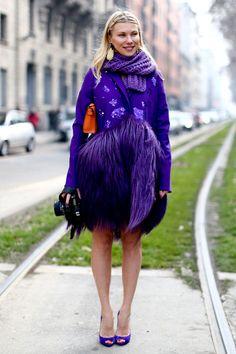 Milan Fashion Week Fall 2013