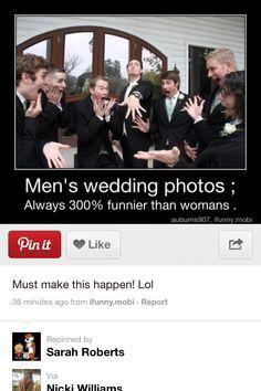 Lol funny groomsmen photos