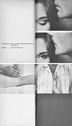 Une femme mariée, 1964, dir. Jean-Luc Godard