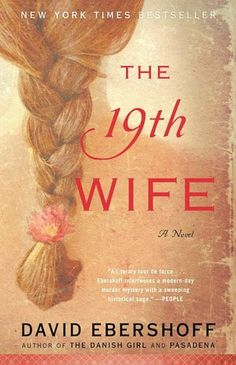 The 19th Wife by David Ebershoff. An eye-opening read about the Mormon Church and the history of polygomy. It was a little dry at times but overall pretty fascinating.
