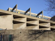 Le Corbusier - Carpenter Center at Harvard