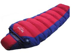 Extreme Winter Cold Duck Down Sleeping Bag Hiking Camping Travel Outdoor Quilt