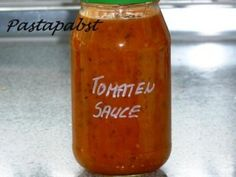 Rezept: Tomatensauce