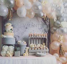 Cool Sweet 16 Party Ideas – Fun and Helpful Sweet Sixteen Party Ideas Sweet 16 Party Supplies, Sweet 16 Party Themes, Sweet 16 Decorations, Sweet Sixteen Parties, Birthday Decorations, Birthday Party Themes, Sweet Sixteen Themes, Birthday Sweets, 21st Party