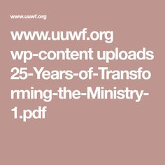 20 best uu history polity images on pinterest manager quotes uuwf wp content uploads 25 years of transforming fandeluxe Image collections