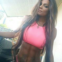 @vinice_armao: #lovepink #hotdays #summertime @primenutra @blackstonelabs #girls #girlswithtattoos #instagood #instabeauty #instababy #me #wff #glutes #wbff #fit #fitfam #yarisha #brazil #german #muscle #fitfam #ifbbpro #npc #onelove #hair #happy #squat #instafashion #instagram #offseason