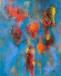 Les Zarts de Béné – Acrylique - 33 x 41 cm Les Oeuvres, Abstract, Artwork, Painting, Summary, Work Of Art, Auguste Rodin Artwork, Painting Art, Artworks