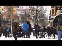 Umeå - European Capital of Culture 2014 | Euromaxx - YouTube
