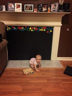 Baby Proof Fireplace on Pinterest | Childproof Fireplace ...