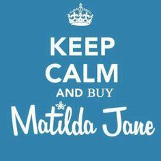 Love being a Matilda Jane Trunk Keeper:)